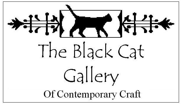 The Black Cat Gallery Logo